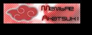 Membres Akatsuki (apprenti)